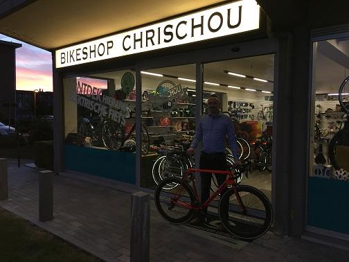 Welkom bij Bikeshop Chrischou